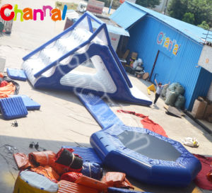 Commercial Grade Inflatable Water Park Game Vwg-33 pictures & photos