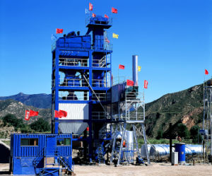 Fixed Asphalt Mixing Plant (LB1200) pictures & photos