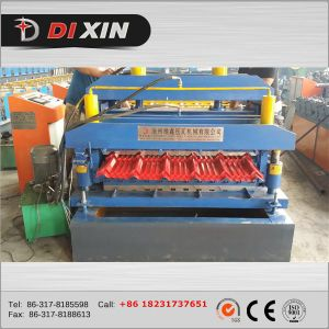 Metal Roof Tile Panel Profile Making Machine pictures & photos