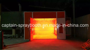 Electrical Heating Dustfree Car Spray Booth (With CE) pictures & photos