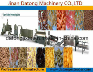 Automatic Corn Flakes Extruder Machine pictures & photos