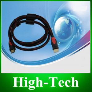 High Speed HDMI to HDMI Cable with Ethernet Black HDMI for Dvbtvbox