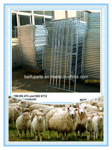 Hot Galvanized Cattle Farm Fencing pictures & photos
