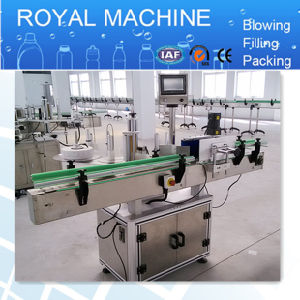 Automatic Sticker Labeling Machine for Bottle pictures & photos