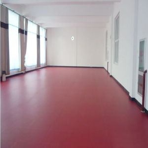 Factory Price Floor/ Waterproof Vinyl Flooring Roll pictures & photos