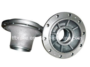 Auto Spare Parts Sand Casting Truck Semi-Trailer Brake Wheel Hub