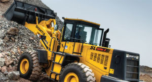 Shantui 5tons New Wheel Loader (SL50WA) pictures & photos