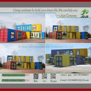 Shipping Container Home for Sale/China Container Home/Home Container/Modular Home