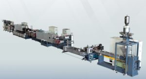 Pet Packing Strap Extruding Production Line pictures & photos