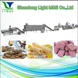 Core Filling Snack Food Making Machine pictures & photos