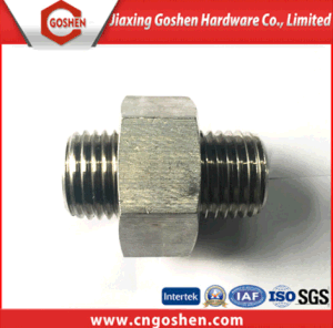 Stainless Steel 304 A2 Double Chamfer Stud Bolts M48*100mm pictures & photos