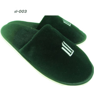 Hotel Amenities Slippers 1 Hotel Products Manufacturer OEM pictures & photos