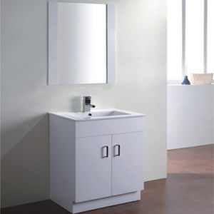 MDF Wood Bathroom Cabinet Furniture pictures & photos