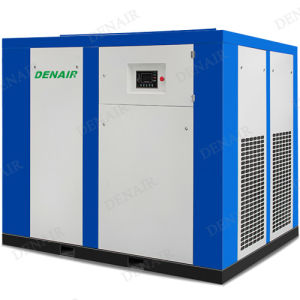 22kw 30HP Stationary Screw Air Compressor with SKF Bearing pictures & photos