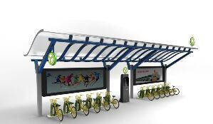 Good Quality Public Bicycle Rental System