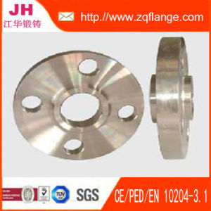 Transparent Paint Carbon Steel BS4504 Welding Flange pictures & photos