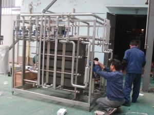Steel Frame Water Treatment Plant pictures & photos