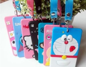 2016 Most Popular Standard Size PVC Luggage Tag pictures & photos