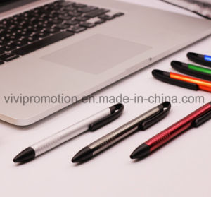 New Fashion Custom Logo Metal Pen with Special Clip for Promotion (BP0610) pictures & photos