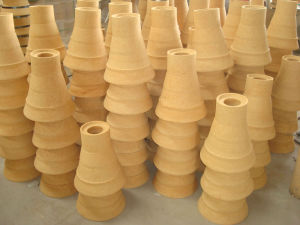 Refractory Bricks of Bottom Pour Brick pictures & photos