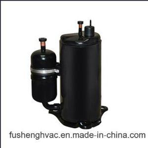 GMCC Rotary Air Conditioner Compressor R22 50Hz 1pH 220V / 220-240V pH340X3C-8KUC1 pictures & photos