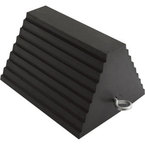 5kgs Ironton Double-Sided Pyramid Car and Truck Rubber Chock pictures & photos