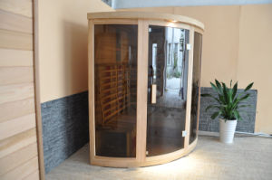 Red Cedar Far Infrared Sauna Dome (FIS-3G) pictures & photos