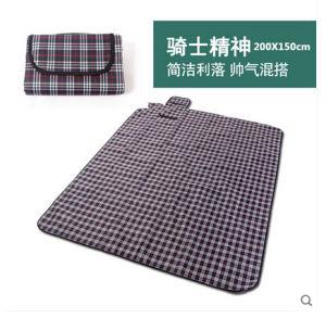 2016 OEM Chivalry Microfiber PEVA Picnic Blanket pictures & photos