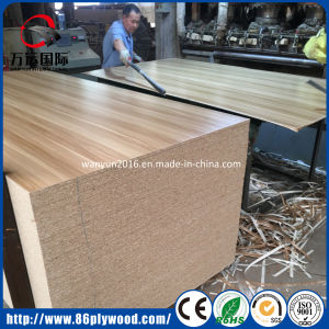 4X8 6X8 Pre Laminated Melamine Chipboard Particle Board for Sale pictures & photos