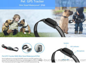 Waterproof IP66 Pets GPS Tracker with Collar (EV-200) pictures & photos