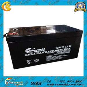 12V 250ah Deep Cycle Battery Solar Energy Storage Battery pictures & photos