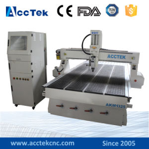 Wood CNC Router for Artwork / Woodworking CNC Router Akm1325 4*8 Feet