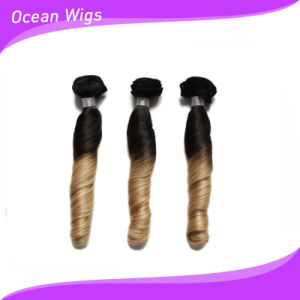 Fashion Top Quality 100% Human Virgin Remy Spiral Curly Hair Extension pictures & photos