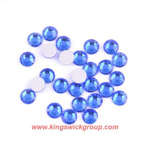 Facotry Supply Korean DMC Non Hotfix Rhinestone Flat Back Nail Decoration Crystal Stones pictures & photos