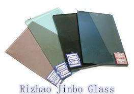 4mm-12mm Low-E Glass Reflective Glass Coated Glass (JINBO) pictures & photos