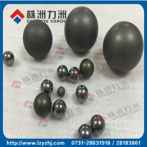 Valves Use Tungsten Carbide Ball pictures & photos