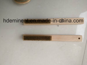 Professional Cleaning Steel Wire Pipe Brush with High Quality pictures & photos