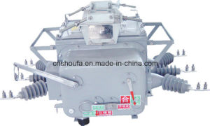 Zw20-12 (SF6) Outdoor Hv Vacuum Circuit Breaker Manufacture