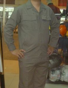 Men′s Boiler Suit Coverall Workwear Uniform W-09
