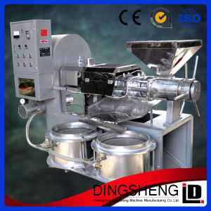 Made in China Automatic Spiral Sunflower Oil Press (ZL-120) pictures & photos