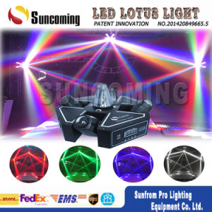 Club Moving Beam+ Roller Scanning Beam 2in 1 Light Bar LED Stage Light pictures & photos