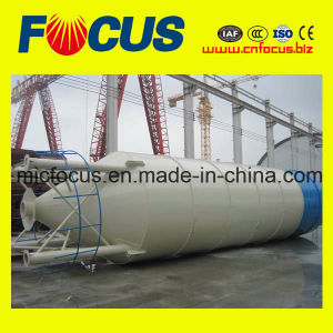 High Quality Customized 100t Cement Silo for Concrete Mix Plant pictures & photos
