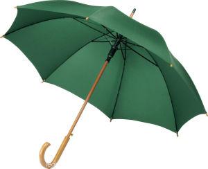 Wooden Handle Straight Umbrella (LGUZ14021)