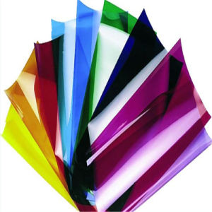 0.5mm PVC Rigid Clear Plastic Sheet pictures & photos