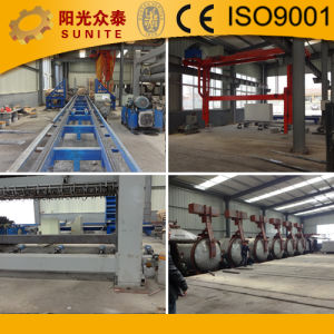 AAC Block Manufacturing Plant with Siemens Motor pictures & photos