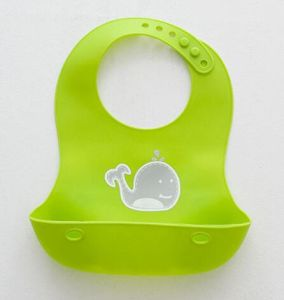 Silicone Baby Meals Bibs pictures & photos