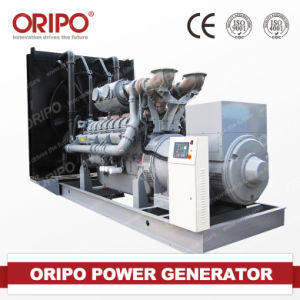 1MW Diesel Generator Power Plant with Cummins Engine Stamford Generator Deep Sea Controller by CE Support pictures & photos