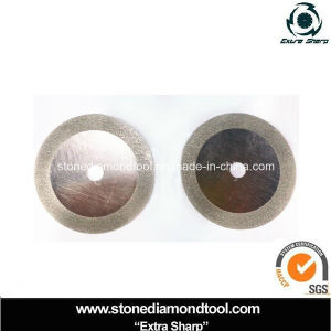 6′′ Electroplated Diamond Saw Blades for Stone/Glass/Marble pictures & photos