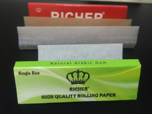 32-50 PCS Long Smoking Papers with Watermark pictures & photos
