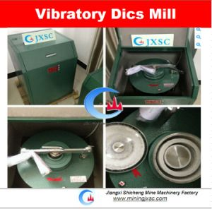 Laboratory Grinding Mill Machine Disc Mill pictures & photos